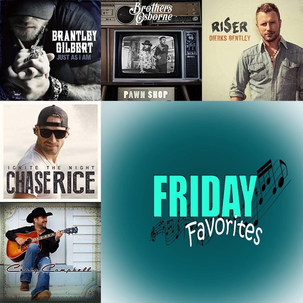 Friday Favorites Week 13